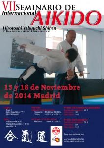 7 seminario aikido yabuuchi shihan
